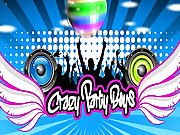 Hot gay hunk group sex and gay blow job groups at Crazy Party Boys