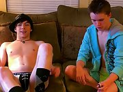 Emo guy with dick hanging out and hot young dick porn - at Boy Feast!
