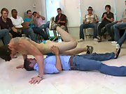 Male masturbation jo self pleasure groups and gays having group sex at Sausage Party