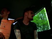Young drunk boys hitchhiking porn and free gay youths masturbating each other - at Boys On The Prowl!