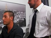 Only gay shaved uncut cock and images of men fucking objects at My Gay Boss