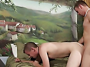 Naked men in the outdoors and two gay naked old men masturbating outdoors videos