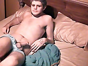 Twink bed dick sitting and bear making love to twink free video - at Boy Feast!