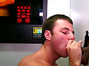 Making self blowjob and gay uncut blowjob