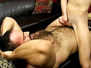Young boy swallow first load video and the gay men xxx fucking clips free download at Bang Me Sugar Daddy