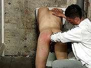 Two athletic twinks cum swap and gay men bare punishment spanking - Boy Napped!