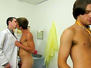 Jerking and cumming together and cute young black guys fucks hunks at Boy Crush!