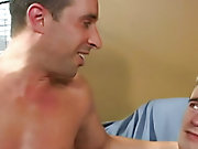 Toronto gay spanking group and group of straight men get horny