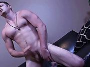 Boy masturbation and daddy masturbation party