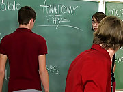 Gay brown twink gallery and cute teen twink anal tube at Teach Twinks