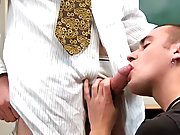 The youthful guy is lustful for a fine grade gay action twinks at Teach Twinks