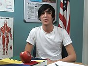 Twink with cock ring gets blow job video and free twink erections pics at Teach Twinks