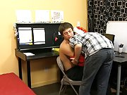 cute boys xxx clips and gay guy comes a ton i twinks throat at My Gay Boss