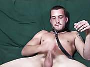 College twinks kissing and college men jacking off solo