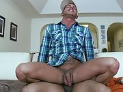 Tristan's little asshole could not handle it but he was a good sport and he got a milky load he deserved poured all over his face gay nude men wi