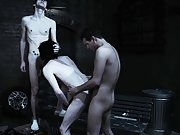 Group male sex and gay group orgy pics - Gay Twinks Vampires Saga!