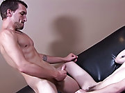 With one finger, Colin slowly worked the lube into Anthony's ass, much to Anthony's pleasure free galleries of hot ga