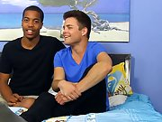 Black naked gay with big booty and hottest gays kissing porn - at Real Gay Couples!