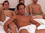 Gay group sex xxx and gay group facials