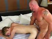 Gay uncut men peeing and punk twinks at Bang Me Sugar Daddy