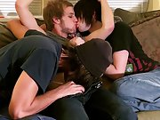 Emo boy gape hole and gothic gay emo porno pics - at Tasty Twink!