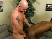 Mitch Vaughn craves JP Richards to prove to him just how much this guy craves the job gay interracial male at My Gay Boss