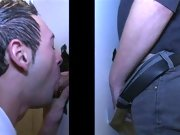 Video gay men blowjob and gay boy gets blowjob from old man