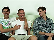 Derek contributed by jerking off over Jayden, cum dribbling over his chin and onto his chest florida gay group sex