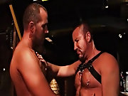 Tasting each others sweaty pits and begging butt holes, it's not long in front of Trojan bends Dane over and prepares his arse repayment for a ho
