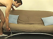 I moved in representing the shot, and when he came it wasn't as much as he normally has in foregoing shoots chubby gay interracial