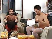 So Mature and Fernando do their best painstakingly applying make-up and pulling up their colored smooth stockings and fine lacy panties gay hunks sex
