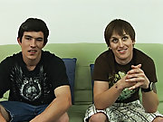 Broke Straight Boys are pleased to welcome back to the futon, David and Price gay men blowjob gallery