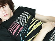 Kristian James is a given hot emo wretch straight boyfriend wants t at Homo EMO!