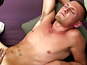 After I added the oil he really began to relax and let me do my thing male masturbating videos